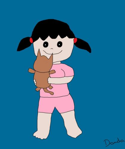 cachorrinho menina