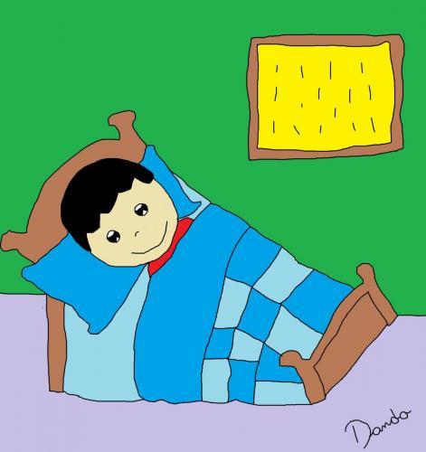 cama menino